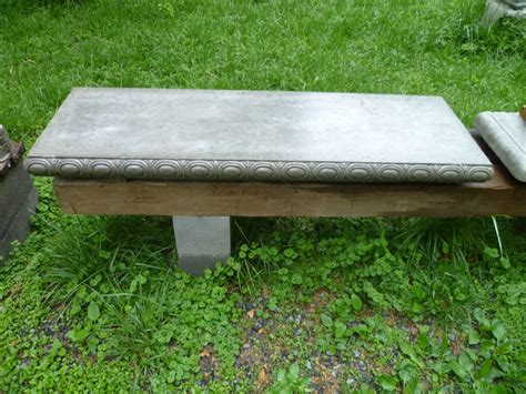 concrete table and benches concrete garden bench 28 images garden tables and