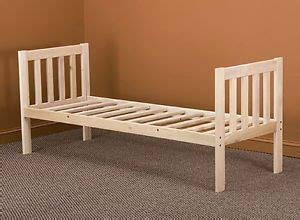 cot bed frame new mission day bed frame cot or size