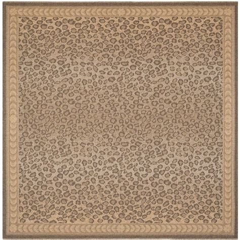Square Outdoor Rugs Safavieh Courtyard Indoor Outdoor Rug Square 7 10 Quot Cy6100 39 8sq