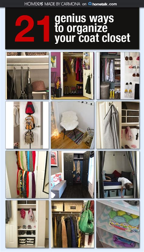 the best way to organize a lifetime of photos genius ways to organize your coat closet