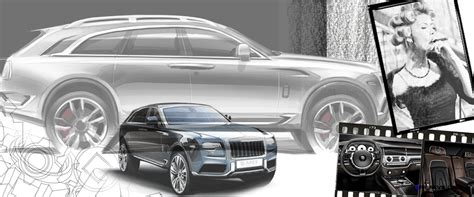 rolls royce concept 2017 ares modena renders 4 pack of 2019 megabuck suvs rr ghost
