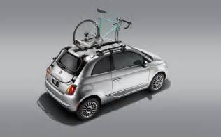 Fiat Carriers 2012 Fiat 500 Bike Carrier Photo 1