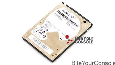 bite your console un disk interno da 2 byte per playstation 3 e