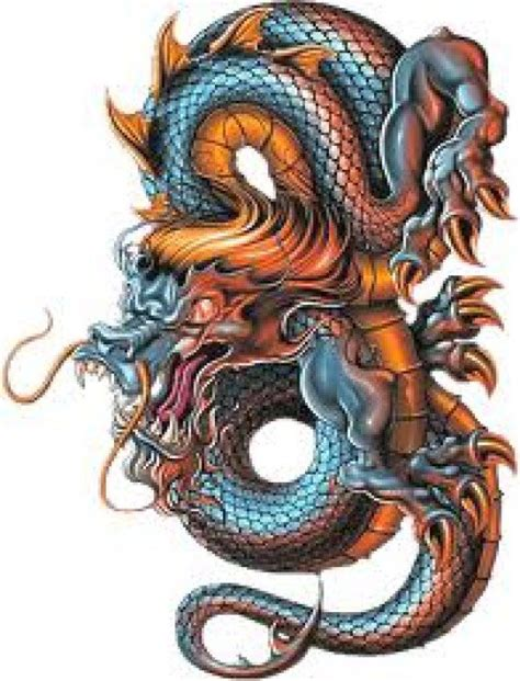 shaded dragon tattoo designs 5878605 f520 jpg 520 215 682 japanese