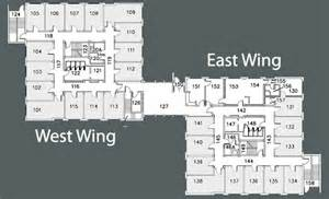 white house floor plan west wing room info bridgman hall residence halls housing and