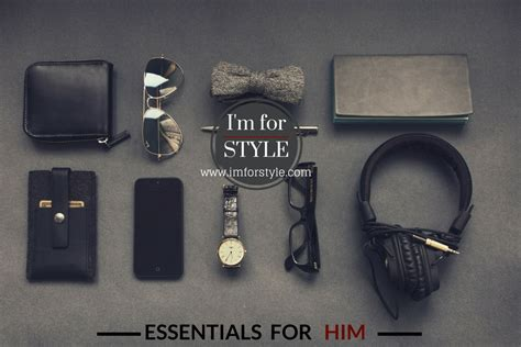 men s apartment essentials style essentials for men i m for style