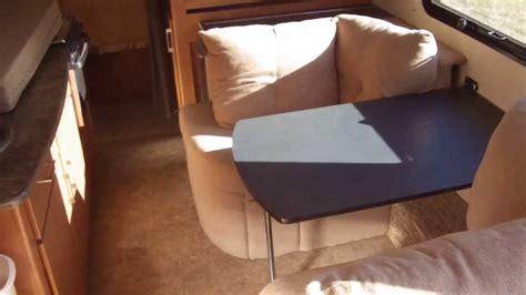 replace rv dinette with sofa rv interior remodel vantage keystone trailer rv dinette