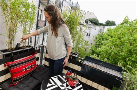 Bambus Im Balkonkasten by 2 Qm Balkon Im Karoviertel Hamburg Die Balkongestalter