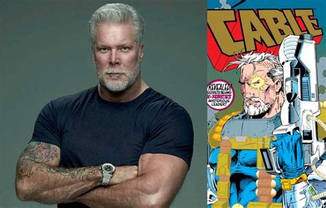 who plays cable in deadpool 2 hellboy actor perlman also wants that cable in