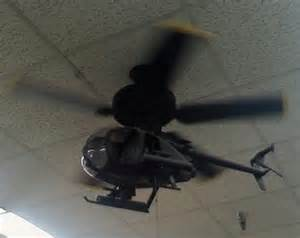 helicopter ceiling fans 10 cool custom ceiling fans smosh