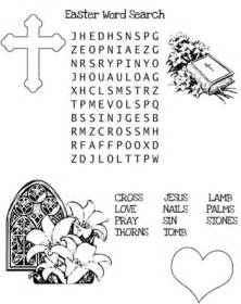 Terms Of Use For The Christian Easter Word Search Printable sketch template