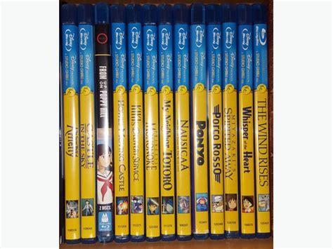 film ghibli blue ray studio ghibli blu ray collection victoria city victoria