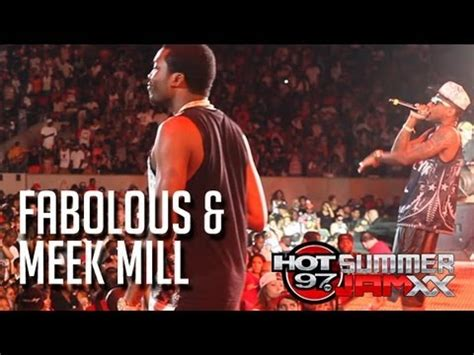 fabolous meek mill perform quot racked up shawty quot live at