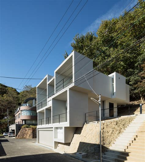 slide house slide house by y m design office frames views of hyogo