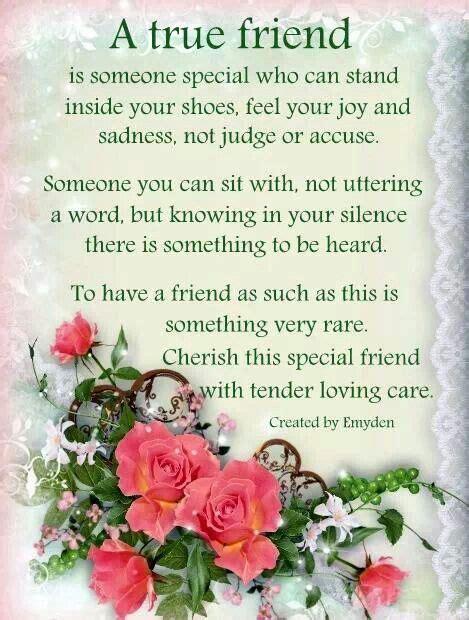 true friend poems true friend s special sayings pinterest true