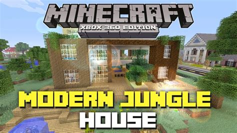 minecraft house tour minecraft xbox 360 modern house tour