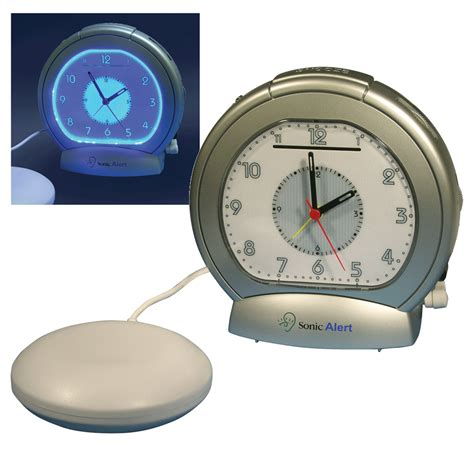 for geemarc products sonic alert clocks deaf equipment