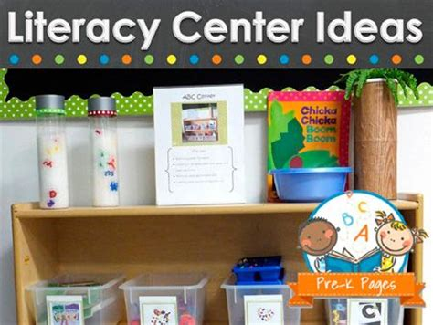 Center Ideas 17 Best Images About Literacy Center On