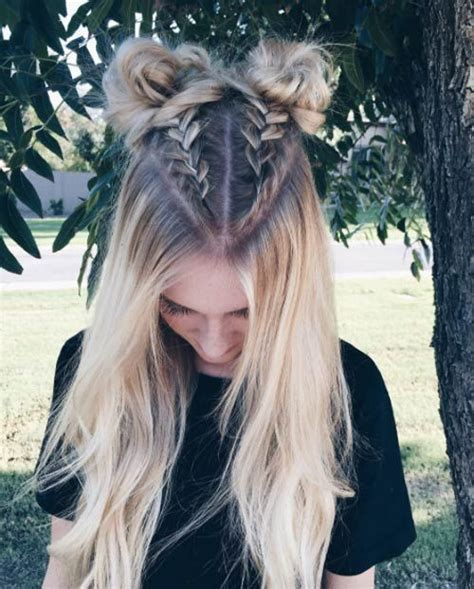 half up bun hairstyles tumblr best 25 boxer braids ideas on pinterest boxer braids