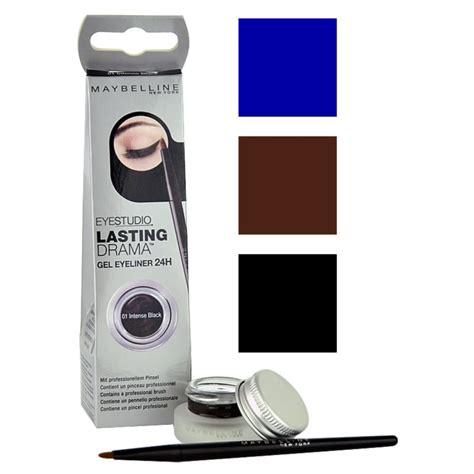 maybelline eyeliner lasting drama eyeliner gel aoro ro