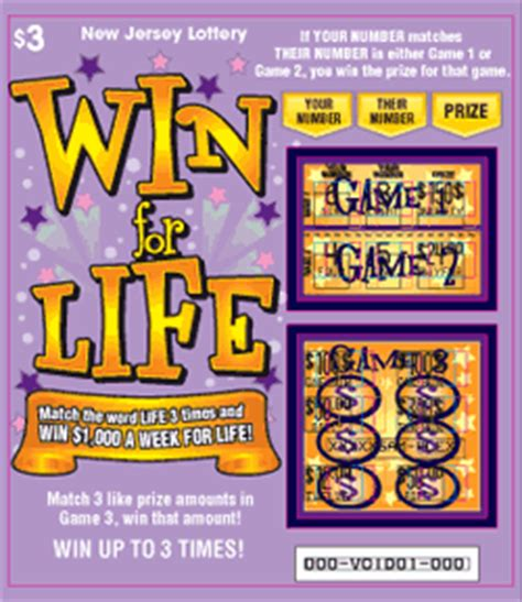 Best Lottery Instant Win Game To Play - win for life