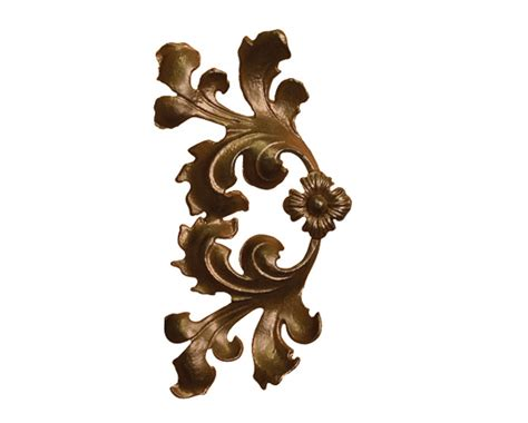 iron art drapery hardware orion finial 510 for 1 1 4 inch iron art rods at designer