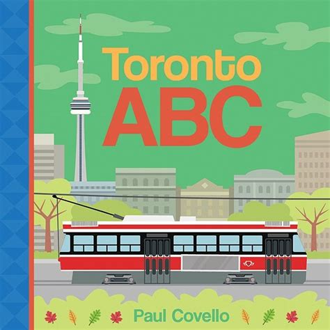 toronto abc paul covello board book