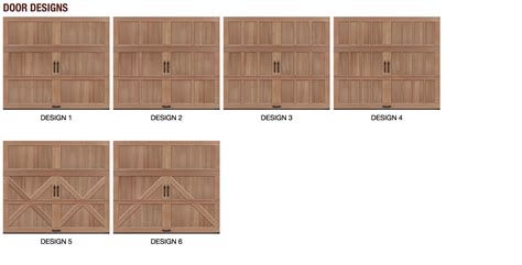 Amelia Overhead Doors Reserve Collection Semi Custom Series Amelia Overhead Doors