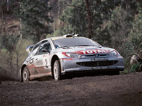 peugeot 206 rally top 5 peugeot rally cars only motors