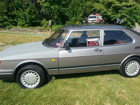 automotive air conditioning repair 1987 saab 900 windshield wipe control sell used 1987 saab 900s two door hatchback in philippi west virginia united states