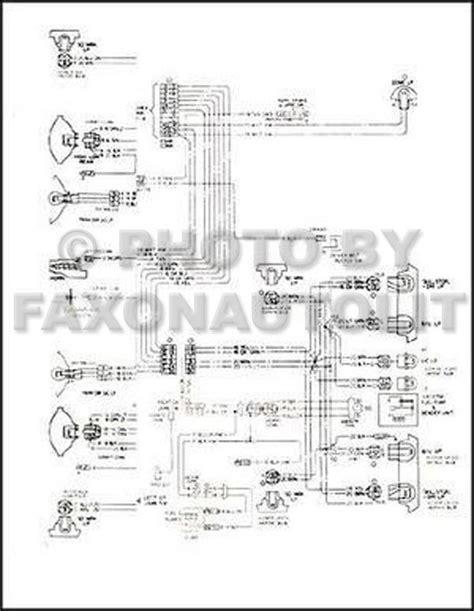 1990 gmc suburban radio wiring diagram realestateradio us 1979 monte carlo malibu and classic wiring diagram 79 chevy electrical foldout ebay