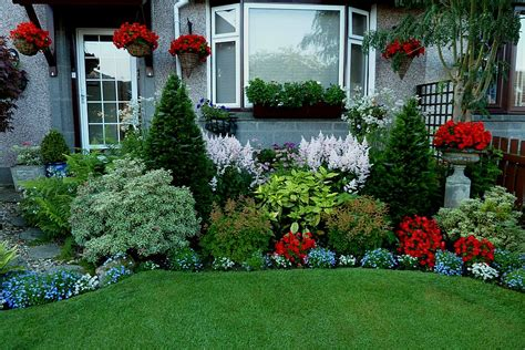 Garden Ideas For Front Of House Home And Garden Front Garden Ideas