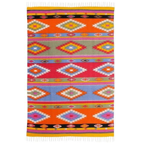 tappeti etnici tappeto etnico multicolor mobili etnici provenzali