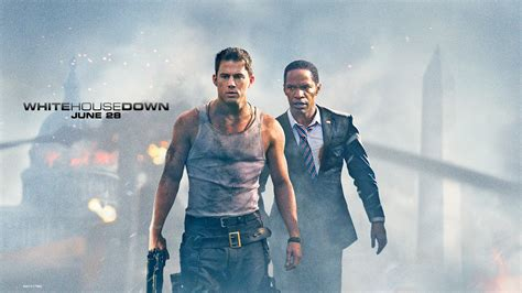 movie white house down white house down 1920x1080 channing tatum and jamie foxx