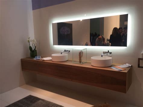 Large And Long Bathroom Vanity And Mirror With Light Long Bathroom Vanities With Mirrors And Lights