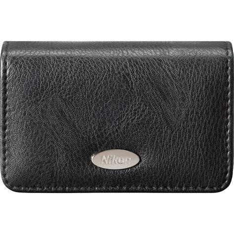 nikon cases nikon leather for coolpix p330 digital 13257 b h
