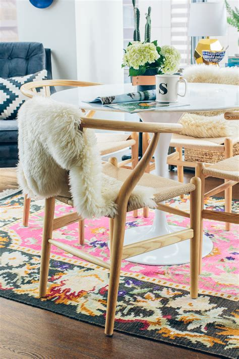rove concepts dining room reveal  fox  chicago style blog