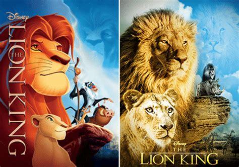 film lion roi affiches disney les affiches des films d animation