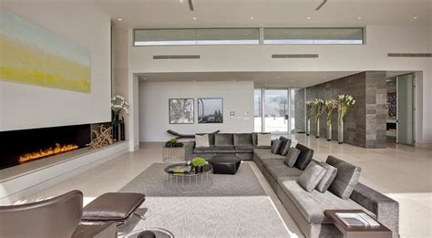 casas minimalistas interiores casa minimalista beverly mcclean design california