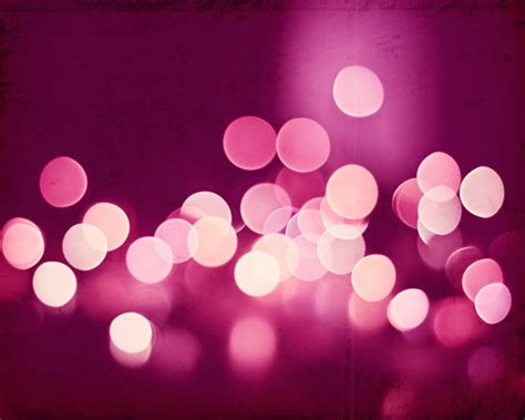 Twinkle Lights For Bedroom pink abstract photography dark pink bokeh print valentines