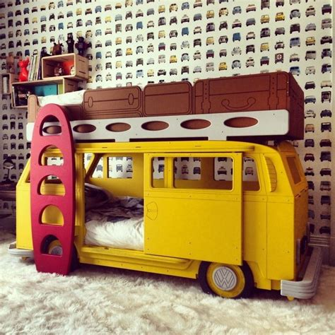 fancy bunk beds fancy cer van bunk bed