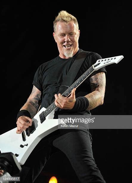 Hetfield Metallica hetfield stock photos and pictures getty images