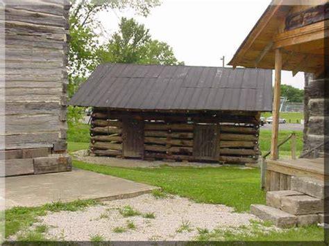 Log Cabin Barns by Log Barn