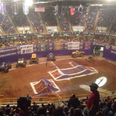 monster truck show chattanooga tn mckenzie arena arena stadiums 720 e 4th st