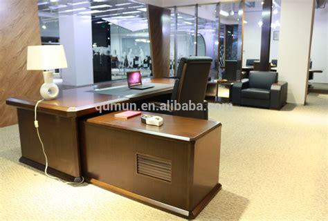 big office desk large executive deskhigh  desk luxury office furniture   china buy
