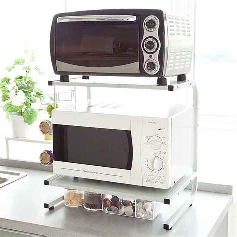 mobile porta forno microonde mensola per microonde a staffe per salvare spazio in cucina
