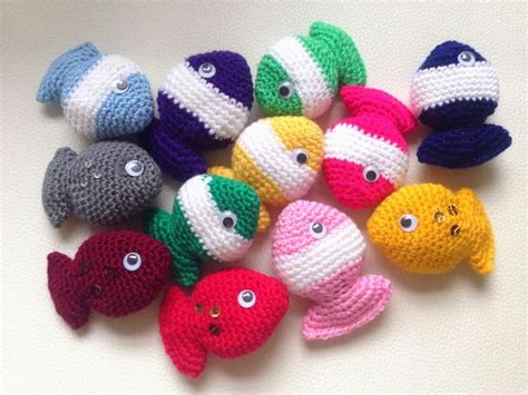 fish knitting pattern free 25 best ideas about crochet fish patterns on