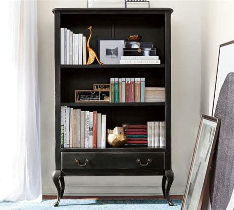 ellis bookcase pottery barn