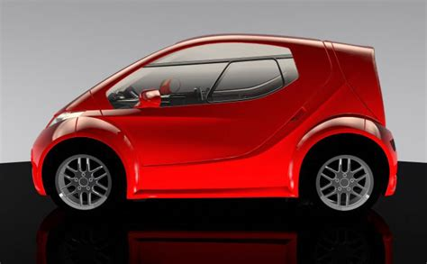 colibri  seat electric car    production  year inhabitat green design