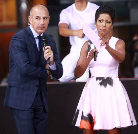tamron hall today show fired was tamron hall fired from the today show tamron hall